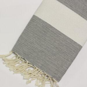 0025-fouta-cotone-telo-mare-rigato-mod-paola-grigio-melange