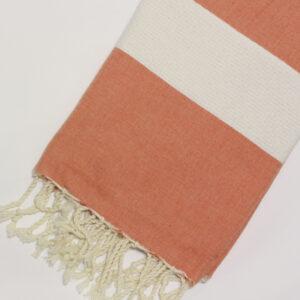0028-fouta-cotone-telo-mare-rigato-mod-paola-arancione