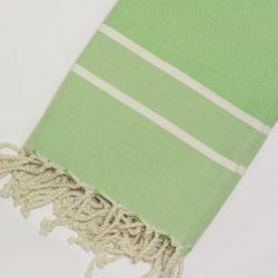 0031-fouta-cotone-telo-mare-chevron-spigato-verde