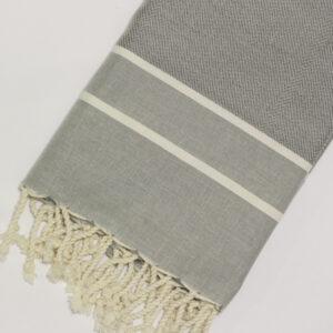 0042-fouta-cotone-telo-mare-chevron-spigato-grigio