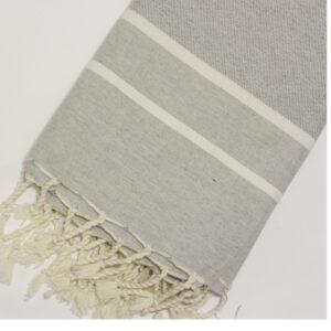 0043-fouta-cotone-telo-mare-chevron-spigato-grigio-perla