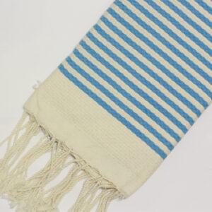 0988-fouta-cotone-telo-mare-azzurro-rigato-nido-d-ape