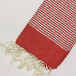 0998-fouta-cotone-telo-mare-riga-lurex-argento-rosso-arancio