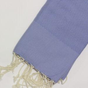 1010-fouta-cotone-telo-mare-nido-d-ape-azzurro-tinta-unita