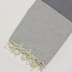 1021-fouta-cotone-telo-mare-nido-d-ape-riga-bianca-grigio