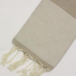 1022-fouta-cotone-telo-mare-nido-d-ape-riga-bianca-beige