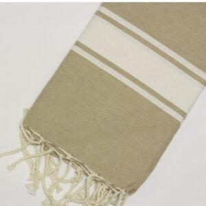 1036-fouta-cotone-telo-mare-riga-bianca-classico-marrone-chiarou