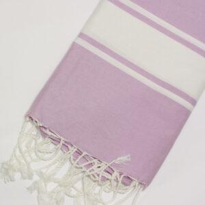 1038-fouta-cotone-telo-mare-chiaro-riga-bianca-classico-rosa