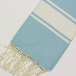 1041-fouta-cotone-telo-mare-celeste-riga-bianca-classico