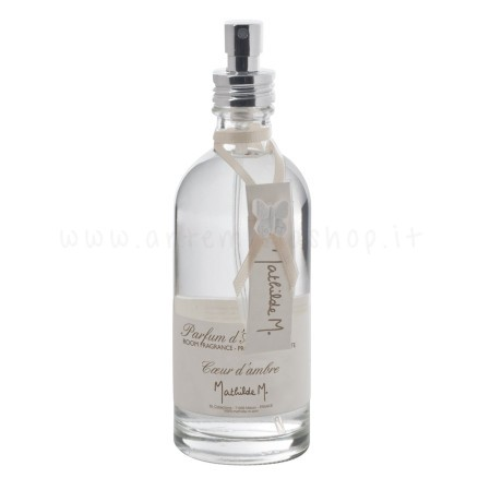 Profumo spray per ambiente mathilde m coeur d 39 ambre - Profumo per bagno ...