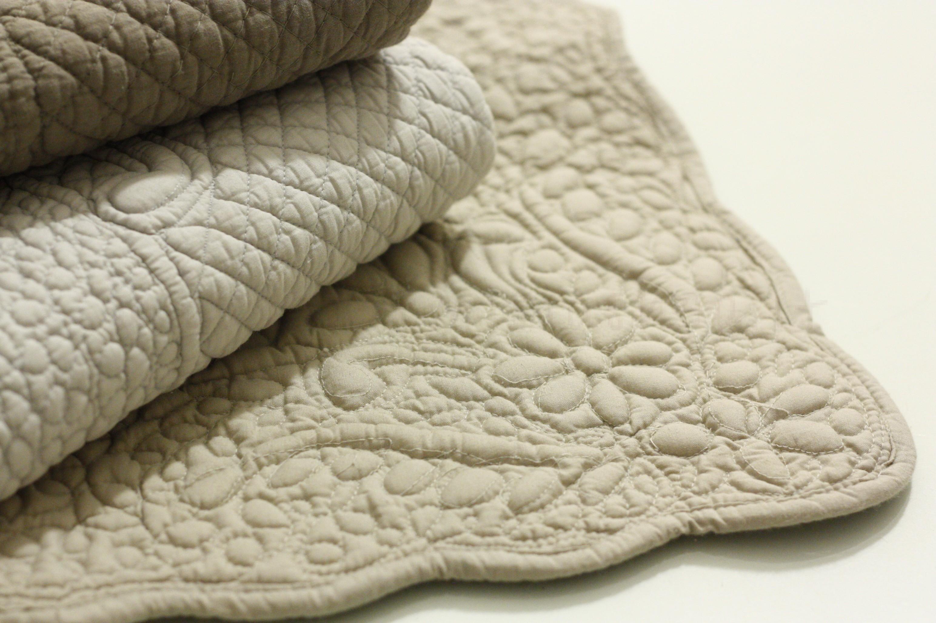 tappeto boutis cotone 57x100 grigio antico artemisia. Black Bedroom Furniture Sets. Home Design Ideas
