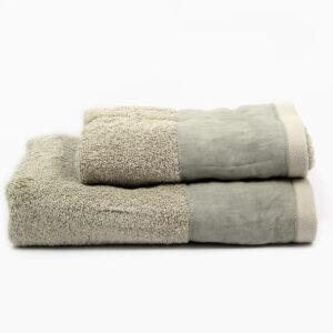 set-asciugamani-viso-aspite-spugna-lino-biancoperla-beige