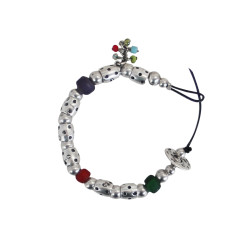 bracciale-pietre-multicolor-metallo-dadi