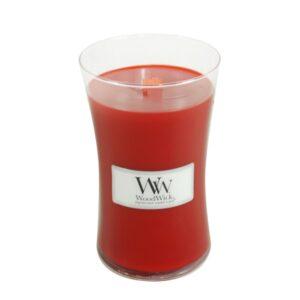 cinnamon-chai-candela-grande-profumata-woodwick