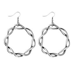 orecchini-cerchio-intrecciato-metallo