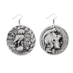 orecchini-moneta-metallo