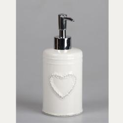 portasapone-cuore-floreale-ceramica-bianco
