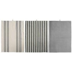 set-canovaccio-righe-cotone-nero