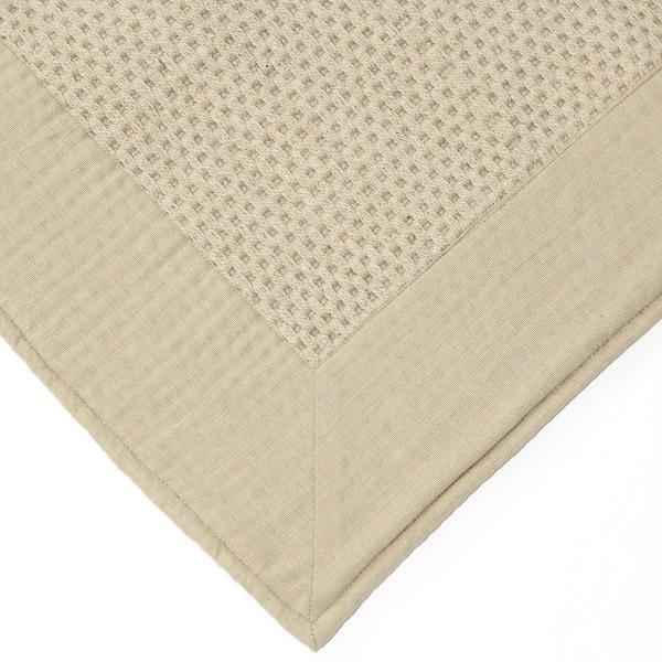 Tappeto Intrecciato : Tappeto cotone intrecciato cm beige artemisia