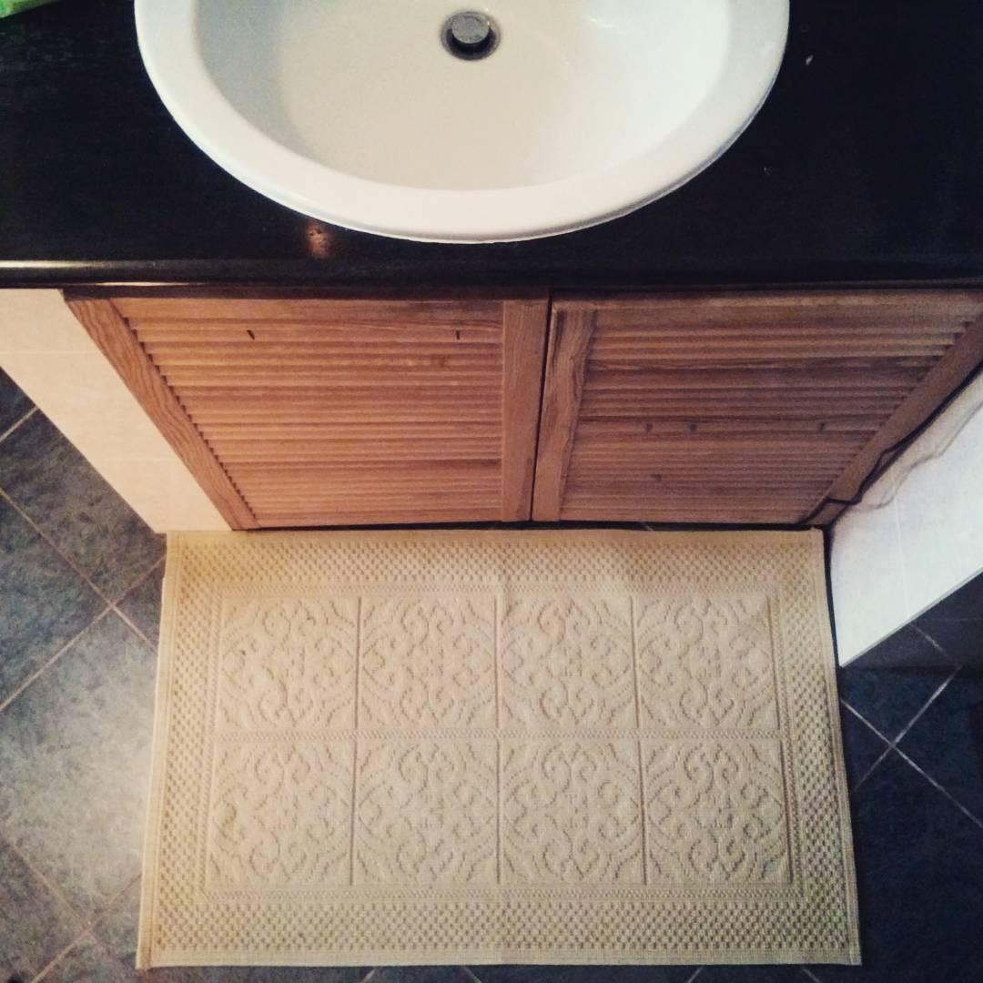 tappeto cotone 60x100cm beige artemisia. Black Bedroom Furniture Sets. Home Design Ideas