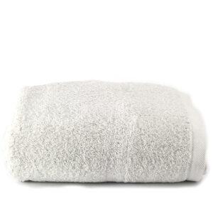 Asciugamano Perla - Telo doccia spugna GRIGIO PERLA