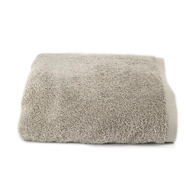 Asciugamano Perla - Telo doccia spugna TORTORA