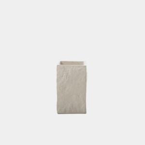 Porta spazzolini SHELTER bianco