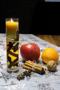 profumo ambiente ideale mela-cannella