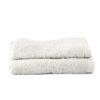 Asciugamano Perla - Set viso/ospite spugna GRIGIO PERLA